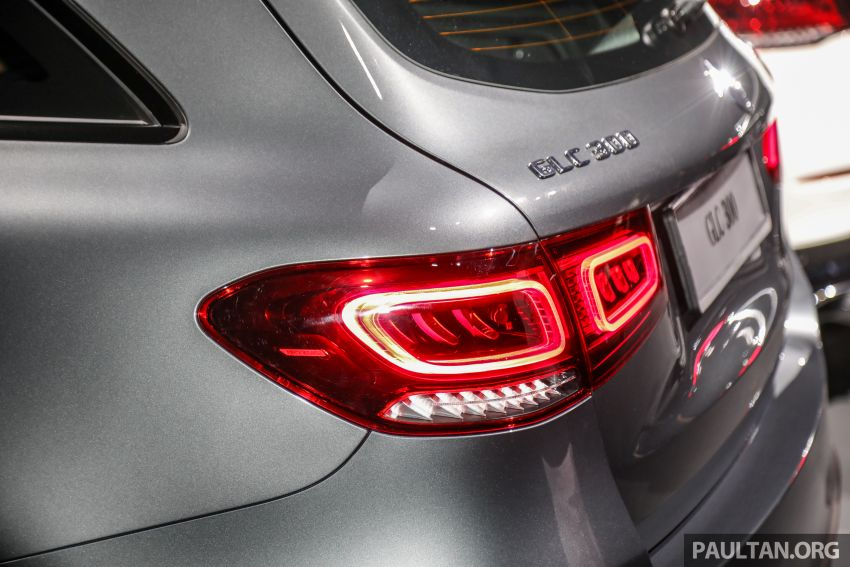 2020 Mercedes-Benz GLC facelift in Malaysia – GLC200 and GLC300 with new engines, MBUX, from RM300k Image #1058221
