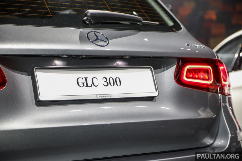 2020 Mercedes-Benz GLC facelift in Malaysia – GLC200 and GLC300 with new engines, MBUX, from RM300k Image #1058226