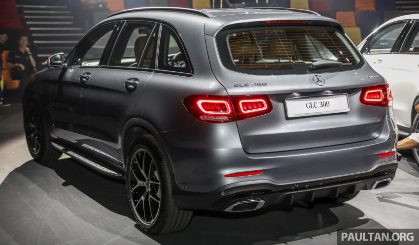 2020 Mercedes-Benz GLC facelift in Malaysia – GLC200 and GLC300 with new engines, MBUX, from RM300k Image #1058179