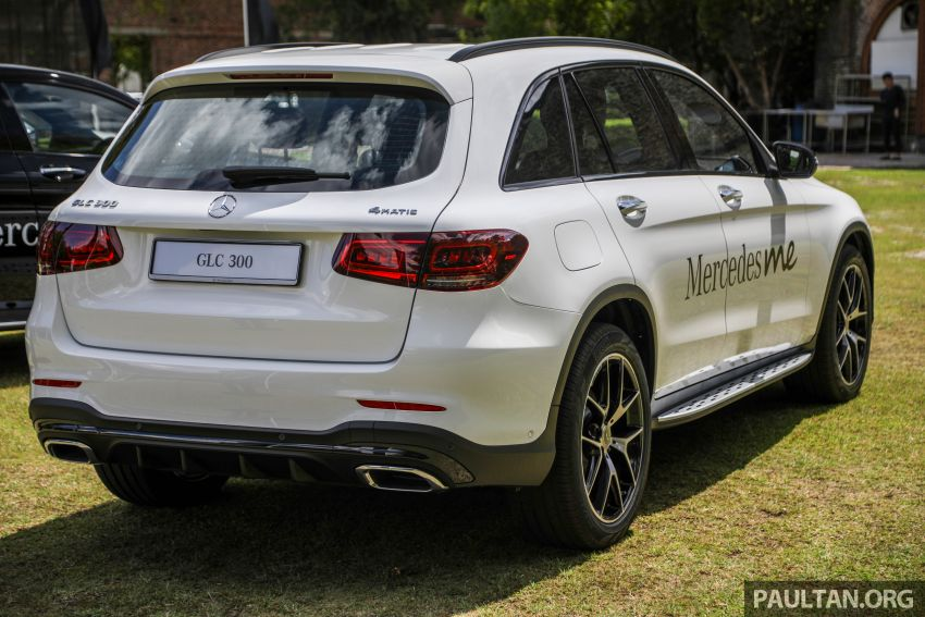 2020 Mercedes-Benz GLC facelift in Malaysia – GLC200 and GLC300 with new engines, MBUX, from RM300k Image #1058239
