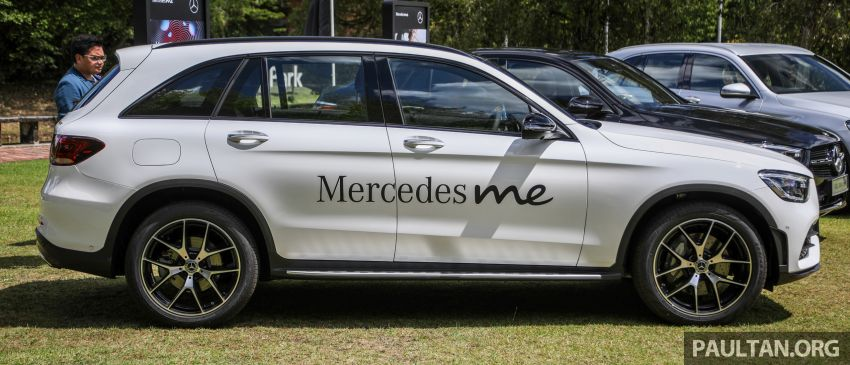 2020 Mercedes-Benz GLC facelift in Malaysia – GLC200 and GLC300 with new engines, MBUX, from RM300k Image #1058240