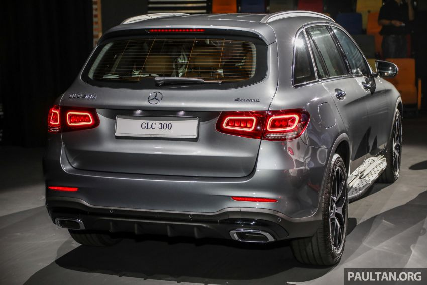 2020 Mercedes-Benz GLC facelift in Malaysia – GLC200 and GLC300 with new engines, MBUX, from RM300k Image #1058181