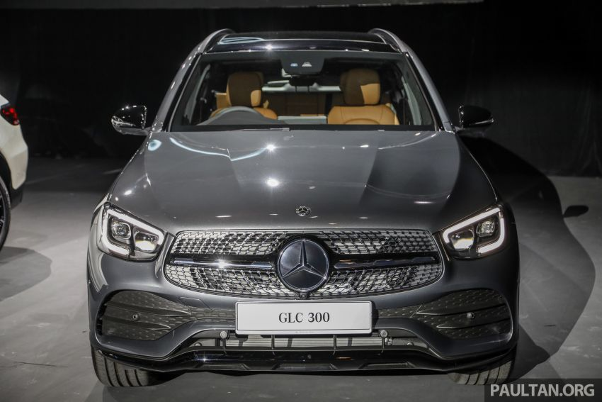 2020 Mercedes-Benz GLC facelift in Malaysia – GLC200 and GLC300 with new engines, MBUX, from RM300k Image #1058183