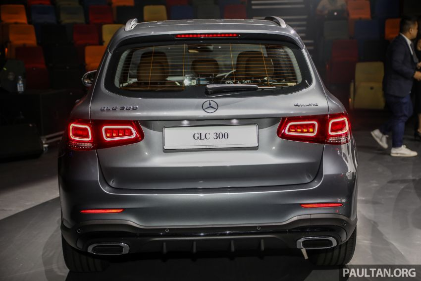 2020 Mercedes-Benz GLC facelift in Malaysia – GLC200 and GLC300 with new engines, MBUX, from RM300k Image #1058185