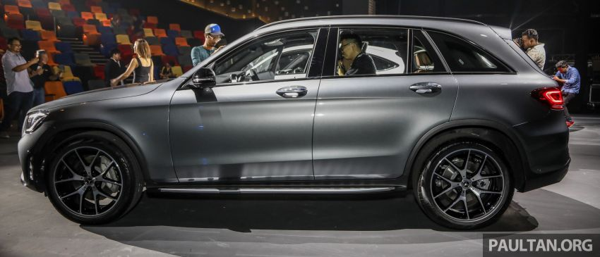 2020 Mercedes-Benz GLC facelift in Malaysia – GLC200 and GLC300 with new engines, MBUX, from RM300k Image #1058188