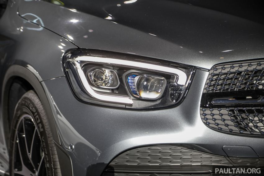2020 Mercedes-Benz GLC facelift in Malaysia – GLC200 and GLC300 with new engines, MBUX, from RM300k Image #1058192