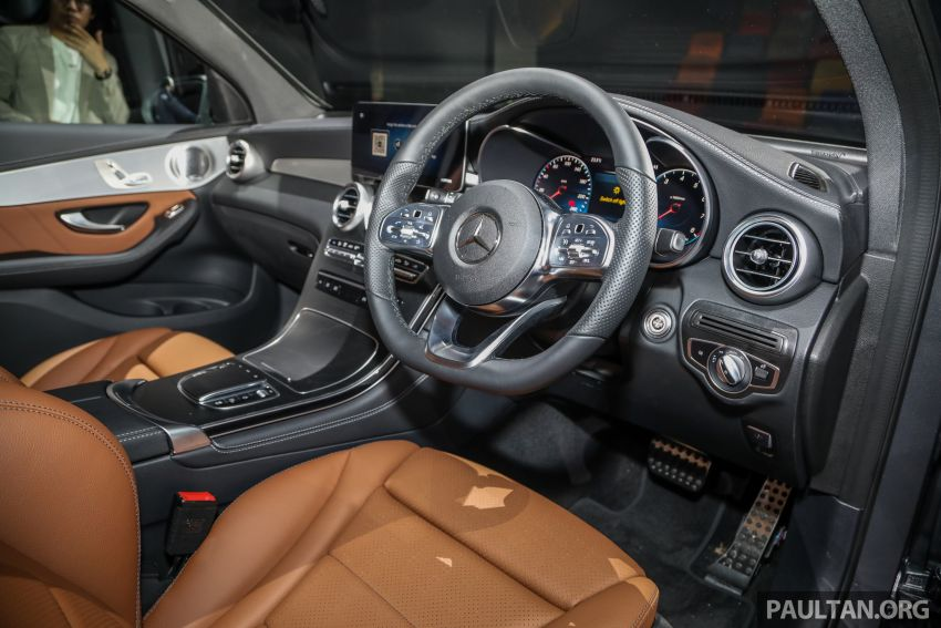 2020 Mercedes-Benz GLC facelift in Malaysia – GLC200 and GLC300 with new engines, MBUX, from RM300k Image #1058243