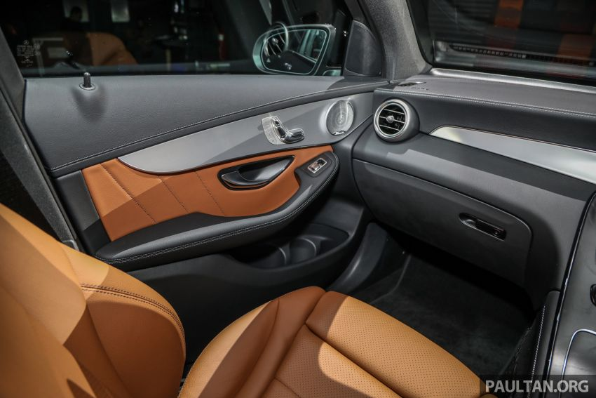 2020 Mercedes-Benz GLC facelift in Malaysia – GLC200 and GLC300 with new engines, MBUX, from RM300k Image #1058261