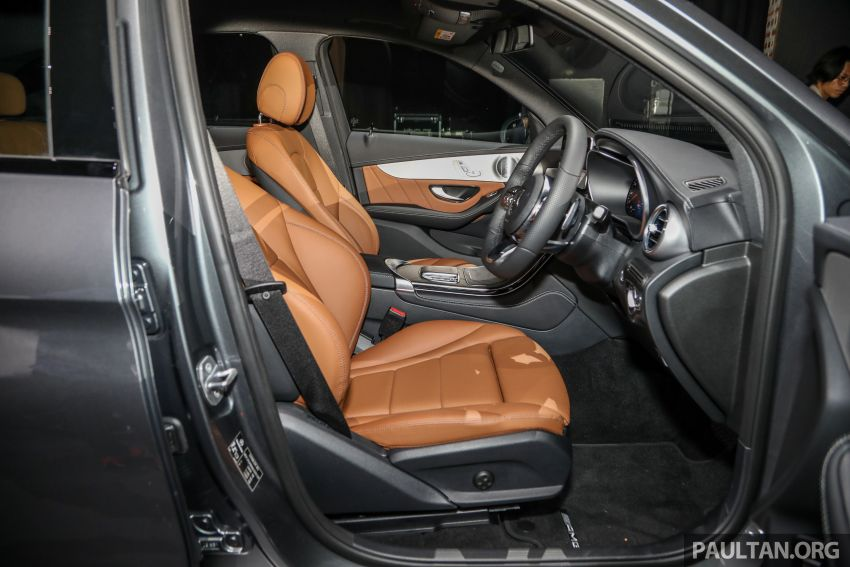 2020 Mercedes-Benz GLC facelift in Malaysia – GLC200 and GLC300 with new engines, MBUX, from RM300k Image #1058265