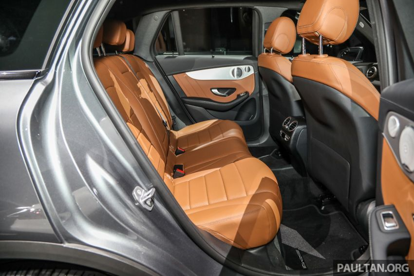 2020 Mercedes-Benz GLC facelift in Malaysia – GLC200 and GLC300 with new engines, MBUX, from RM300k Image #1058271