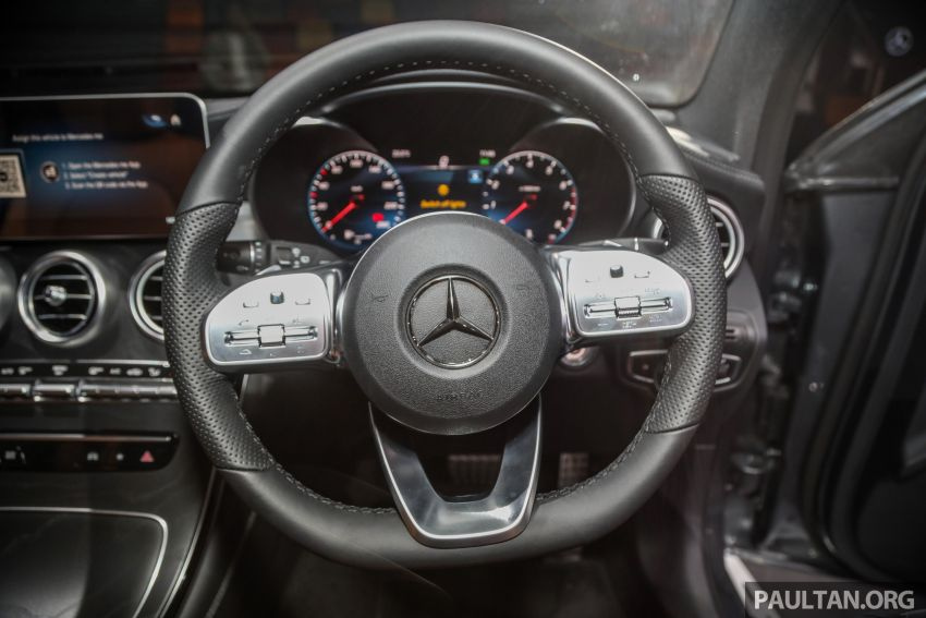 2020 Mercedes-Benz GLC facelift in Malaysia – GLC200 and GLC300 with new engines, MBUX, from RM300k Image #1058245