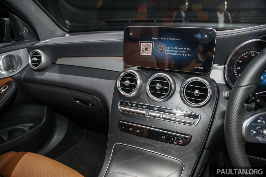 2020 Mercedes-Benz GLC facelift in Malaysia – GLC200 and GLC300 with new engines, MBUX, from RM300k Image #1058248