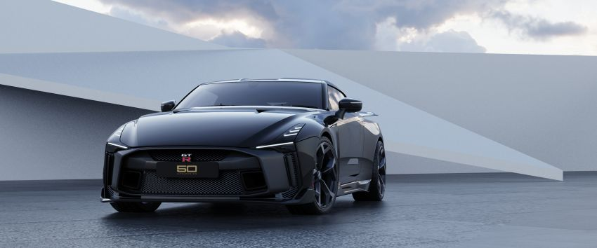 Nissan GT-R50 by Italdesign – deliveries from end 2020 Image #1056916