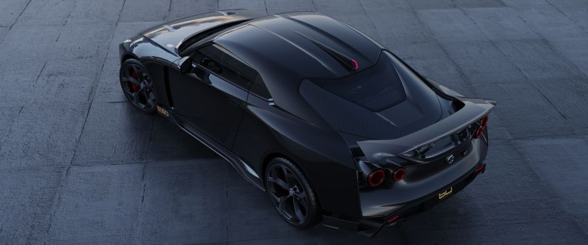 Nissan GT-R50 by Italdesign – deliveries from end 2020 Image #1056917