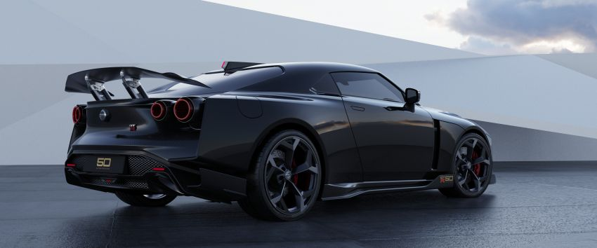 Nissan GT-R50 by Italdesign – deliveries from end 2020 Image #1056918