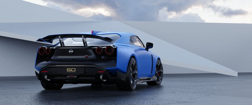 Nissan GT-R50 by Italdesign – deliveries from end 2020 Image #1056920