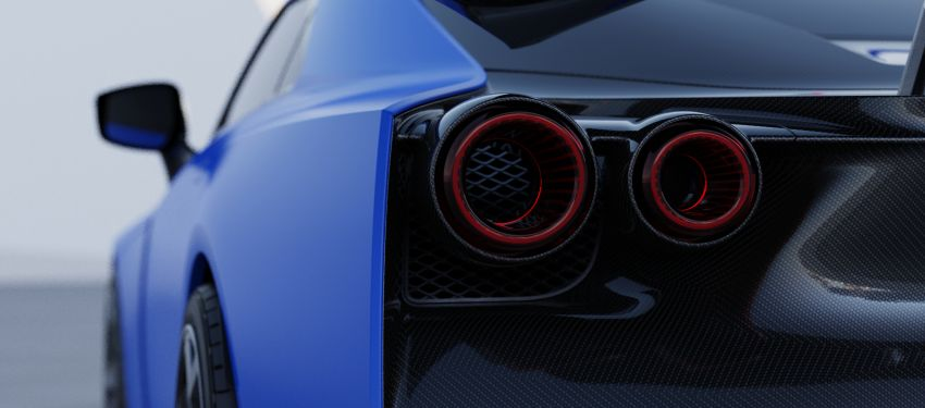 Nissan GT-R50 by Italdesign – deliveries from end 2020 Image #1056919