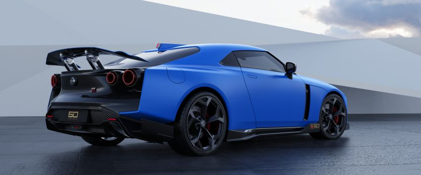 Nissan GT-R50 by Italdesign – deliveries from end 2020 Image #1056921