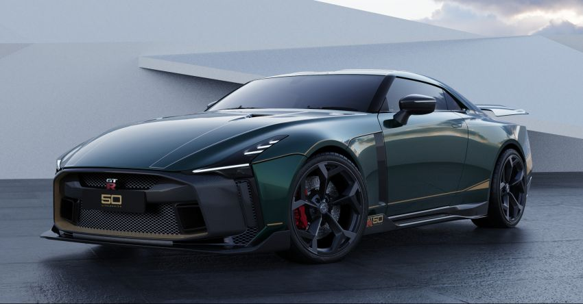 Nissan GT-R50 by Italdesign – deliveries from end 2020 Image #1056923