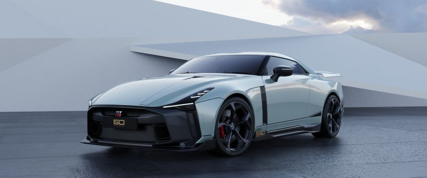 Nissan GT-R50 by Italdesign – deliveries from end 2020 Image #1056925