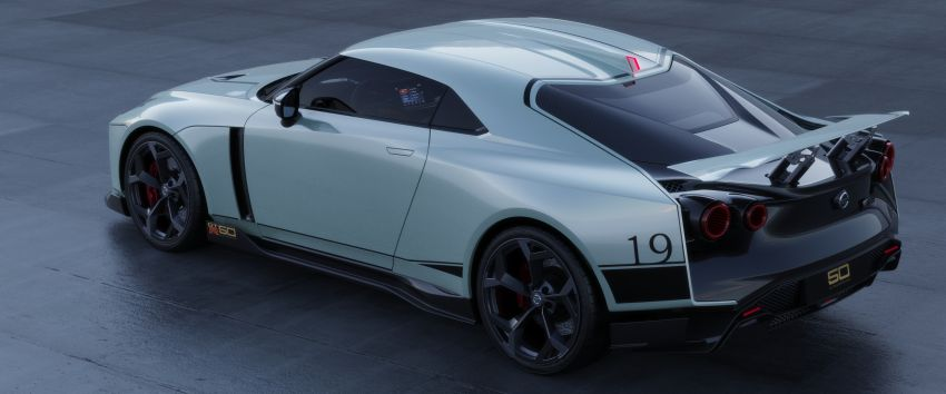 Nissan GT-R50 by Italdesign – deliveries from end 2020 Image #1056926