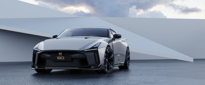 Nissan GT-R50 by Italdesign – deliveries from end 2020 Image #1056928