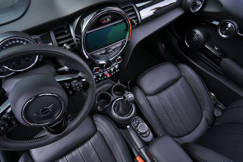 MINI to bring back manual transmissions to the US Image #1061051