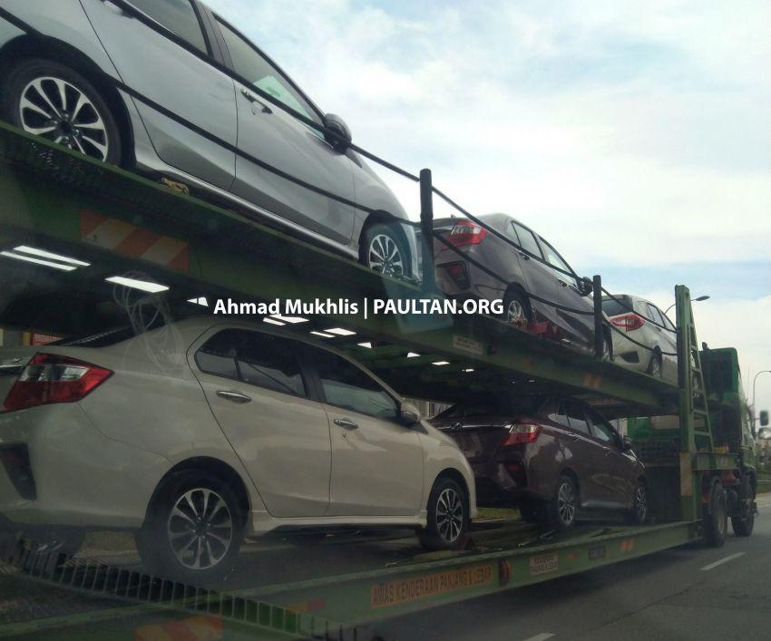 SPYSHOT: Perodua Bezza facelift 2020 dijumpai – bakal dilancarkan di M'sia dalam masa terdekat? Image #1063621