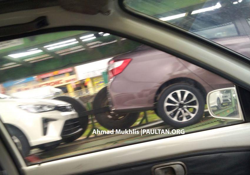 SPYSHOT: Perodua Bezza facelift 2020 dijumpai – bakal dilancarkan di M'sia dalam masa terdekat? Image #1063622