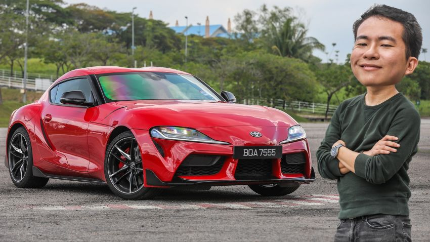FIRST DRIVE: 2020 A90 Toyota GR Supra – RM568,000 Image #1057038