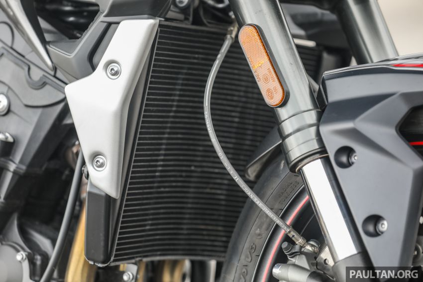 REVIEW: 2020 Triumph Street Triple 765RS naked sports – more of the same, but better, at RM67,900 Image #1054509