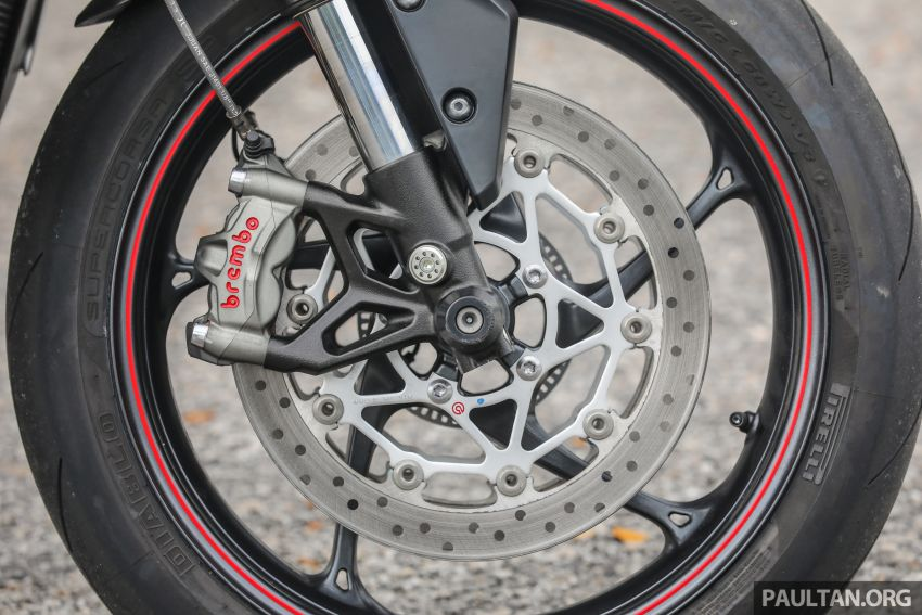 REVIEW: 2020 Triumph Street Triple 765RS naked sports – more of the same, but better, at RM67,900 Image #1054511