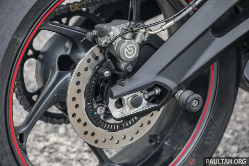REVIEW: 2020 Triumph Street Triple 765RS naked sports – more of the same, but better, at RM67,900 Image #1054524