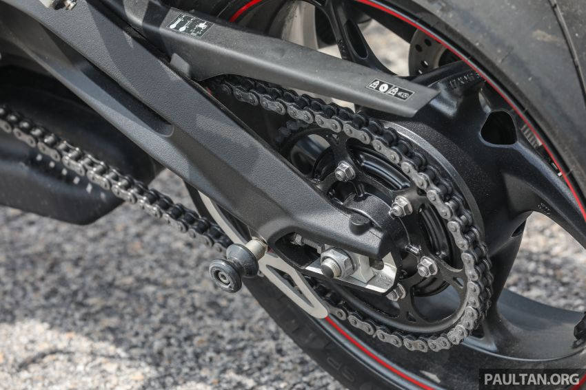 REVIEW: 2020 Triumph Street Triple 765RS naked sports – more of the same, but better, at RM67,900 Image #1054525