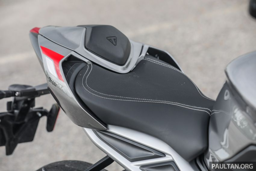 REVIEW: 2020 Triumph Street Triple 765RS naked sports – more of the same, but better, at RM67,900 Image #1054541