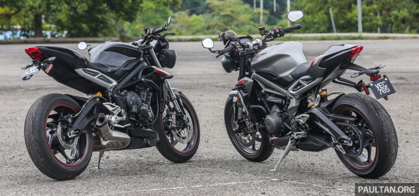 REVIEW: 2020 Triumph Street Triple 765RS naked sports – more of the same, but better, at RM67,900 Image #1054565