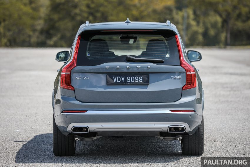 FIRST DRIVE: 2020 Volvo XC90 T8 facelift in Malaysia Image #1060347
