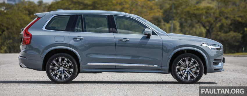 FIRST DRIVE: 2020 Volvo XC90 T8 facelift in Malaysia Image #1060349