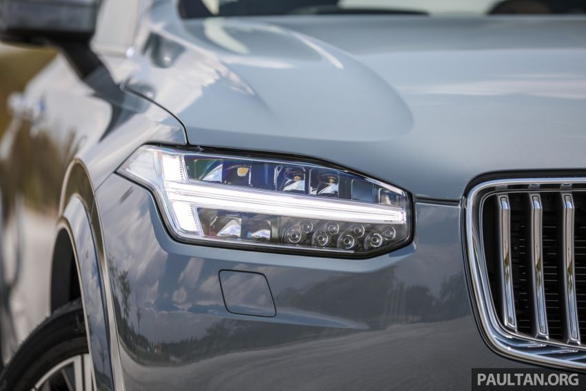 FIRST DRIVE: 2020 Volvo XC90 T8 facelift in Malaysia Image #1060351