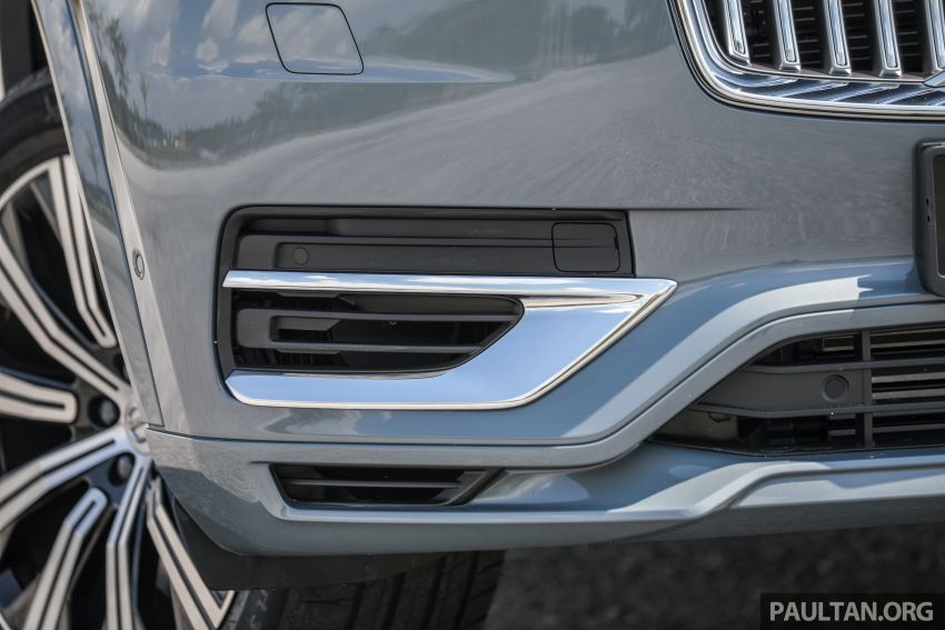 FIRST DRIVE: 2020 Volvo XC90 T8 facelift in Malaysia Image #1060353