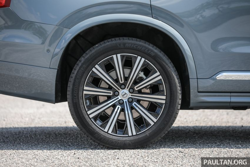 FIRST DRIVE: 2020 Volvo XC90 T8 facelift in Malaysia Image #1060365