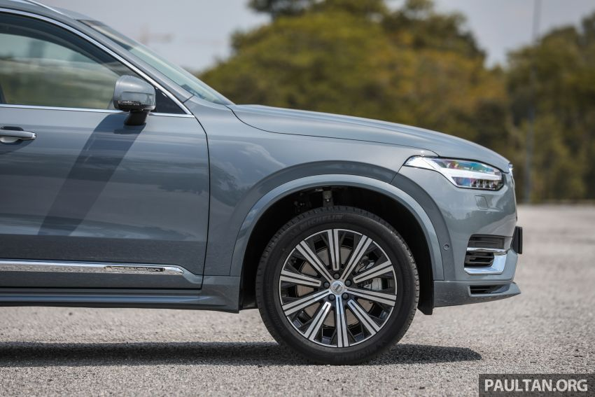 FIRST DRIVE: 2020 Volvo XC90 T8 facelift in Malaysia Image #1060366