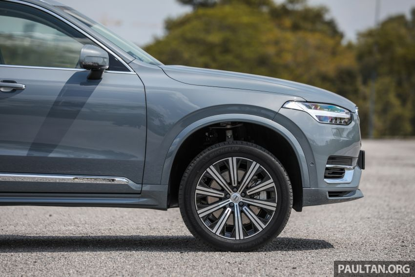 FIRST DRIVE: 2020 Volvo XC90 T8 facelift in Malaysia Image #1060367