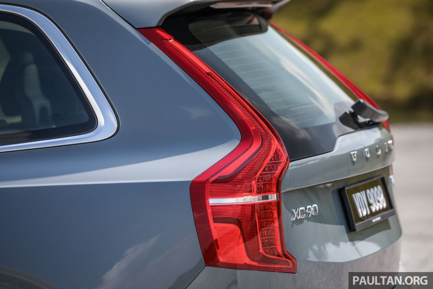 FIRST DRIVE: 2020 Volvo XC90 T8 facelift in Malaysia Image #1060371