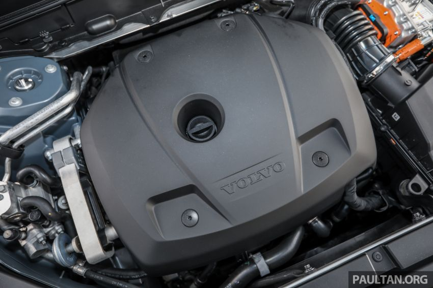 FIRST DRIVE: 2020 Volvo XC90 T8 facelift in Malaysia Image #1060377