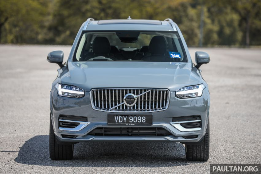 FIRST DRIVE: 2020 Volvo XC90 T8 facelift in Malaysia Image #1060345