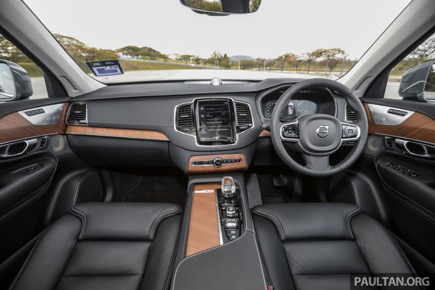 FIRST DRIVE: 2020 Volvo XC90 T8 facelift in Malaysia Image #1060378