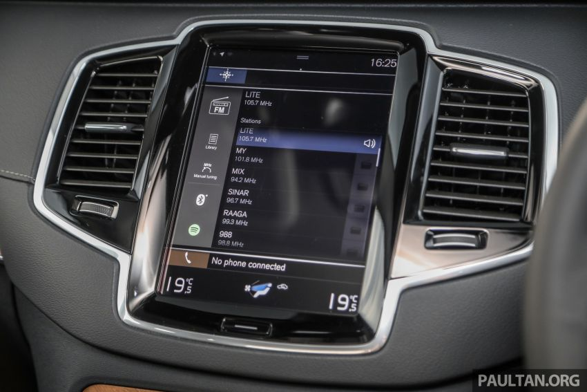 FIRST DRIVE: 2020 Volvo XC90 T8 facelift in Malaysia Image #1060389