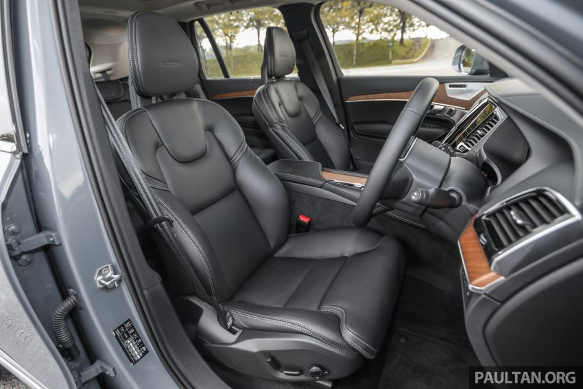 FIRST DRIVE: 2020 Volvo XC90 T8 facelift in Malaysia Image #1060422