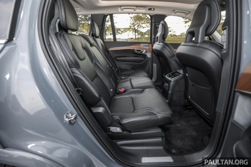 FIRST DRIVE: 2020 Volvo XC90 T8 facelift in Malaysia Image #1060433